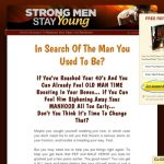 Strong Men Stay Young: Resurrect The Man You Used...