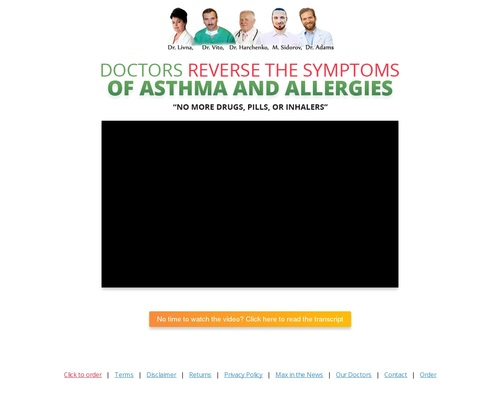 The Asthma and Allergy Breakthrough Your Doctor...
