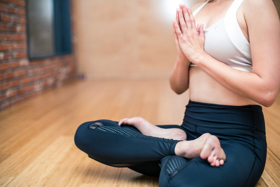 Lower Your High Blood Pressure by Practicing Yoga - TLCCholesterol